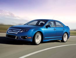 Ford Fusion I4 S