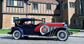 1929 Duesenberg Model J / Photo courtesy of ConceptCarz.com
