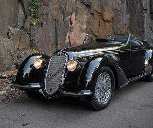 1939 Alfa Romeo 8C 2900 Lungo Spider   Credit: RM Sotheby's