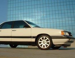 1978-1986 Audi 5000