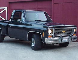 1973-1983 Chevrolet pickups