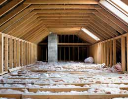 Home insulation