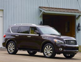 Infiniti QX56