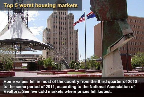 5 worst markets