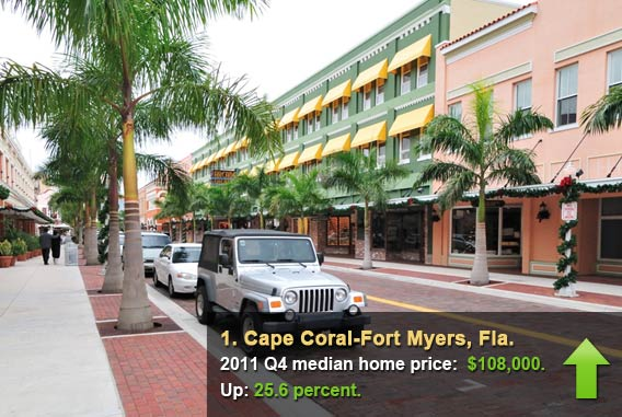 Cape Coral-Fort Myers, Fla.