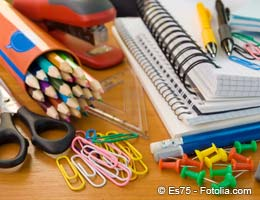 Teachers, buy school supplies