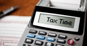 Tax deadline in October