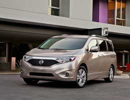 2012 Nissan Quest