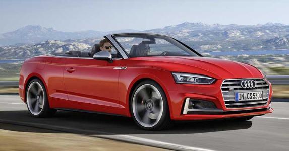2018 Audi A5/S5 Cabriolet | Audi