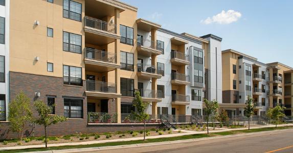 Apartment building © iStock