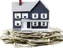 Looking to your house for cash?