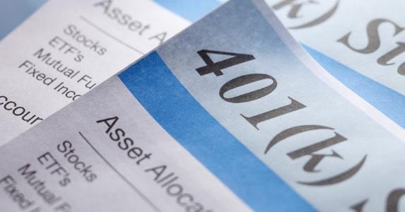 401(k) asset allocation © iStock