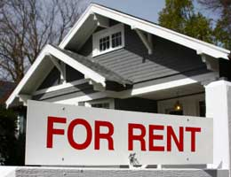 Foreclosures will become rentals