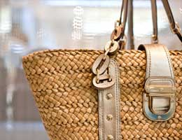 Designer handbags, watches, jewelry