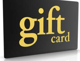 Gift cards offer more bang