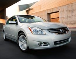 Nissan Altima 2.5S Sedan