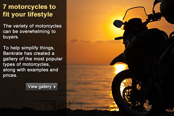 7 motorcycles to fit your lifestyle