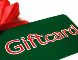 More gift card factors