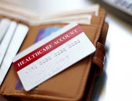 Health insurance card