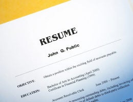 Resume