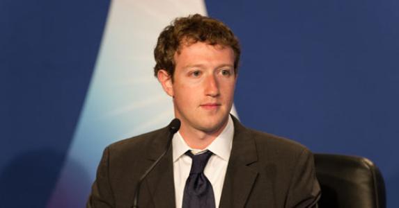 Mark Zuckerberg © Frederic Legrand/Shutterstock.com