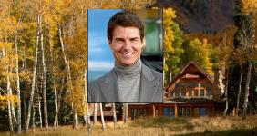 Tom Cruise's 298-acre Colorado estate for sale