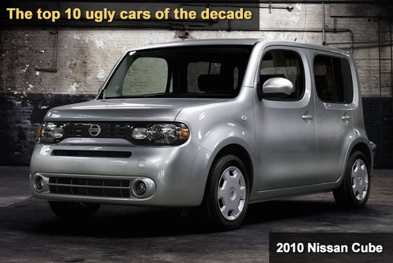10 ugliest cars of the decade. Black Bedroom Furniture Sets. Home Design Ideas