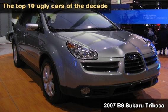 2007 B9 Subaru Tribeca