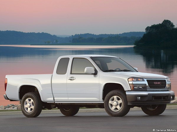 GMC Canyon ext.