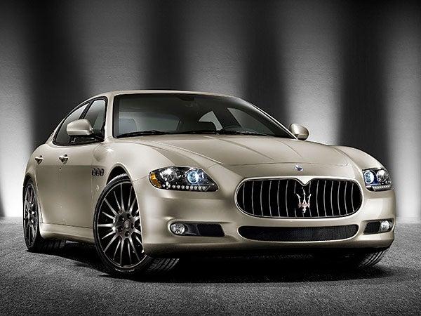 Maserati Quattroporte 4dr