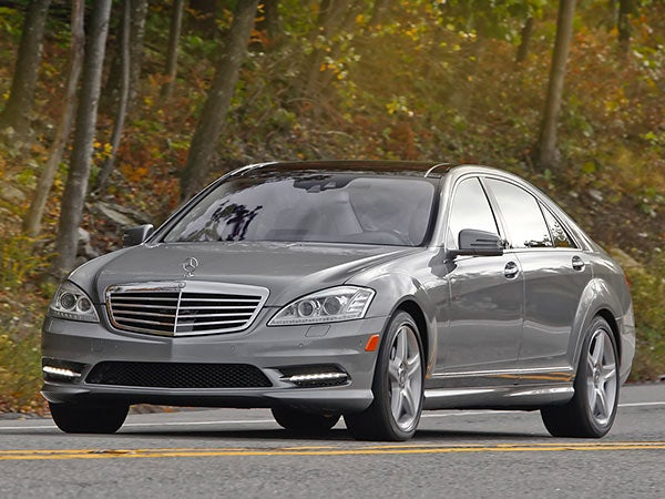 Mercedes Benz S class hybrid 4dr