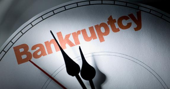 Image result for pics of bankruptcy
