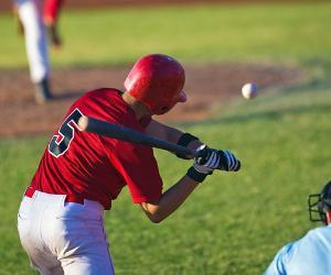 Baseball player © Stephen Mcsweeny/Shutterstock.com