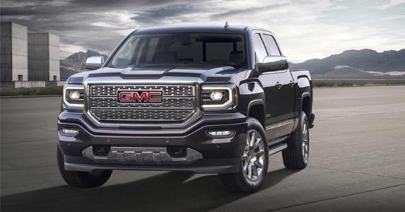 GMC Sierra 1500 © General Motors