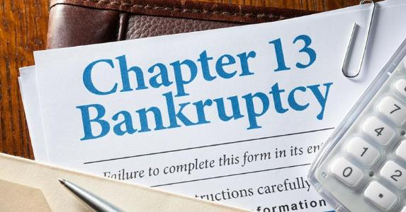 Chapter 13 bankruptcy form | iStock.com