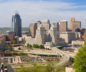 Cincinnati, Ohio © iStock