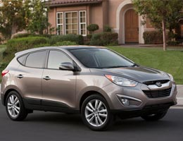 2011 Hyundai Tucson GLS