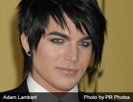 Did Adam Lambert buy his own clothes?