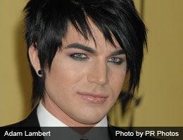 Did Adam Lambert buy his own clothes?