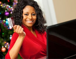 Credit cards roll out holiday promotions