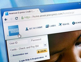 American Express is big on small business