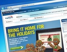 Capital One perks up your Black Friday