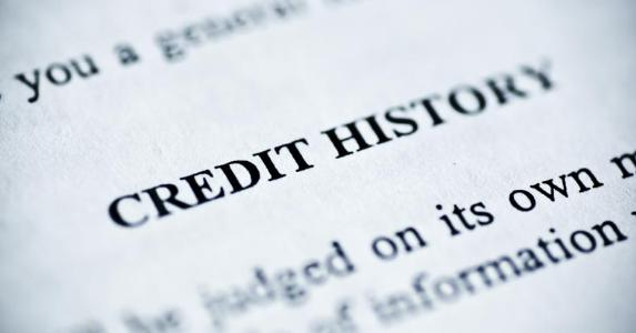 Credit history document © iStock