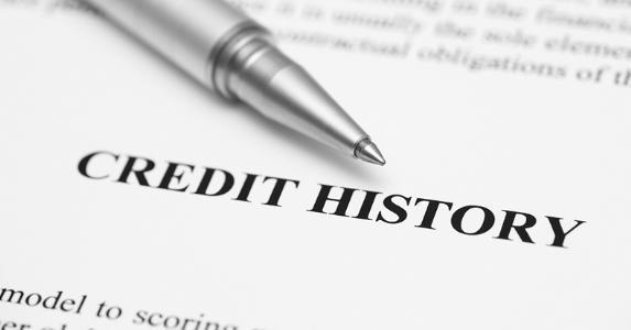 Credit history © iStock