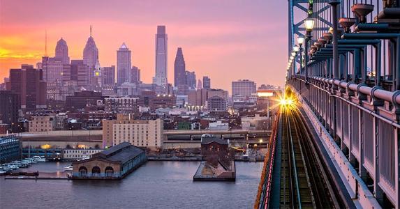 Delaware skyline © mandritoiu/Shutterstock.com
