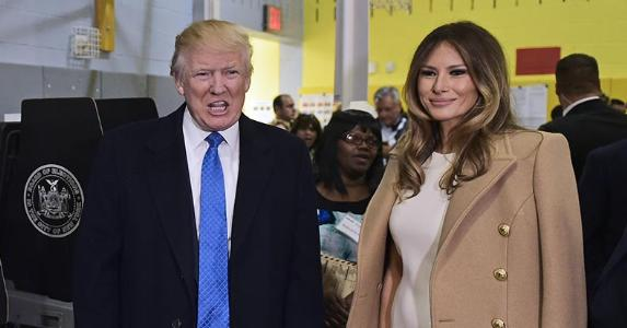 Donald and Melania Trump | MANDEL NGAN/Getty Images