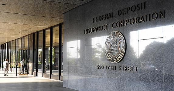 FDIC building | KAREN BLEIER/Getty Images