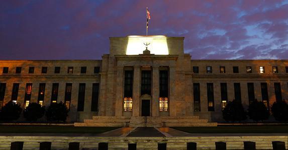 Federal Reserve building © JONATHAN ERNST/Reuters/Corbis