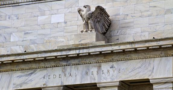 Federal Reserve headquarters in Washington, D.C. © Mesut Dogan/Shutterstock.com