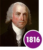 was james madison an effective wartime president Download the app and start listening to james madison today  when james k polk was elected president in 1844,  becoming the first wartime president and,.